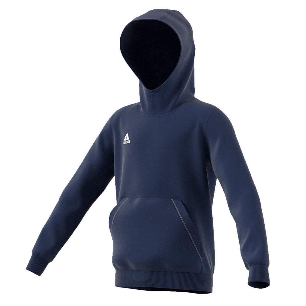 Adidas Adidas Adidas Kinder Core 15 Hoody Sweatshirt blau ef7ac4