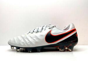 Nike-Tiempo-Legend-IV-FG-Chaussures-De-Football-Gris-UK-7-5-EU-42-US-8-5-819177-001