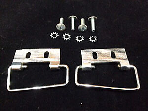 61-62-Corvette-Rear-Softtop-Latches-Swing-Latches-Original-GM-NOS-NCRS