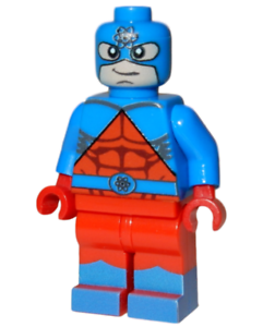 ATOM DC Universe Block Minifigure **NEW** Custom Printed