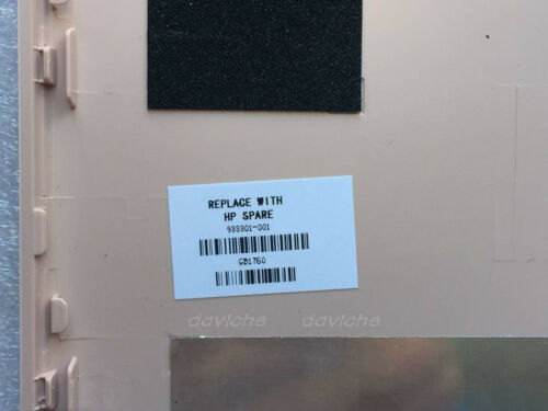 New For hp 17t-bs series 17.3/'/' LCD Back Cover Lid 933301-001