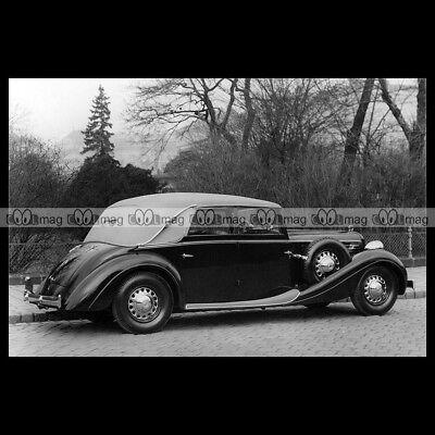 #pha.017430 Photo STEYR 630 CABRIOLET Car Auto