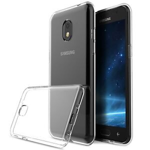 best service 9630c a99d5 Details about Ultra Thin Soft Silicone Clear Gel Back Case Cover For  Samsung Galaxy J6 J600F