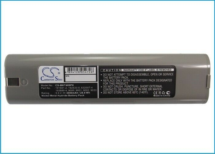 Cameron Sino Power Tools Battery CS-MKT409PX for MAKITA 4000 etc  |  Centurion | Gumtree Classifieds South Africa | 497896890