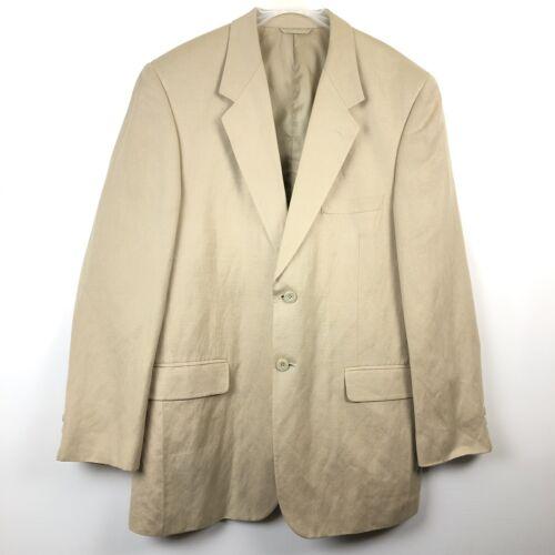 Moygashel Irish Linen Blazer Suit Set Pants Career