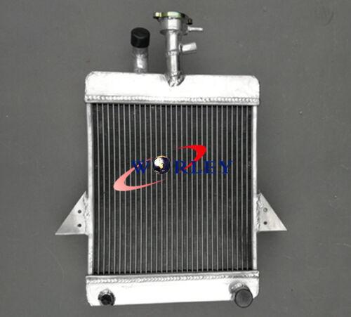 3 ROW aluminum radiator for Triumph GT6 1966-1973 66 67 68 69 70 71 72 73 1973