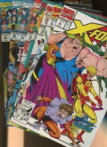 X-Force 5,6,16,18,19,21,22,23 * 8 Book Lot * Marvel,Hero,X-Men,Mutants,Vol.1