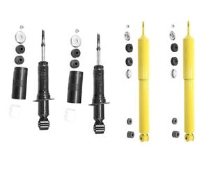 Monroe Front and Rear Gas-Magnum RV Shock Absorber Kit
