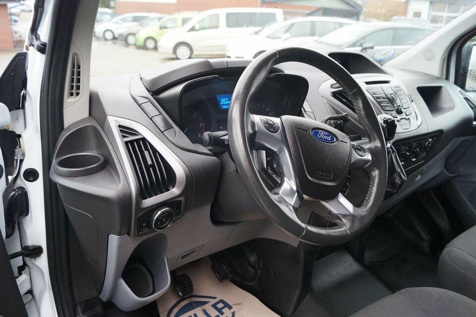 Ford Transit Custom 270S 2,2 TDCi 100 Trend Van Diesel
