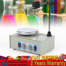 110v Magnetic Stirrer 79 1 Hotplate Mixer With Heating Plate Digital Display 250w