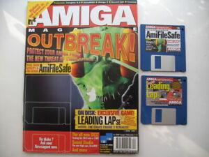 2019 Nouveau Style Cu Amiga Magazine Avril 1996-afficher Le Titre D'origine