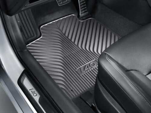 Genuine Hyundai i40 RHD Black Rubber Floor Mats 3Z131ADE10