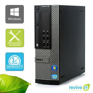 Custom-Build-Dell-Optiplex-790-SFF-i5-2400-3-10GHz-Ordinateur-de-bureau-PC