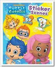 Bubble Guppies Sticker Scenes - Sticker Book