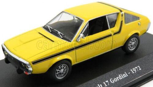 RENAULT R17 GORDINI COUPE 1972 2235007 1//43 EDICOLA