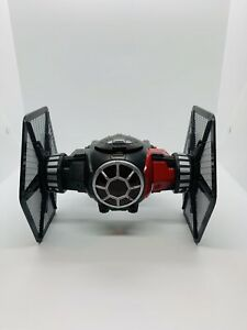 Star-Wars-2015-Hasbro-Galactic-Heroes-First-Order-Forces-Tie-Fighter-Ship-Used