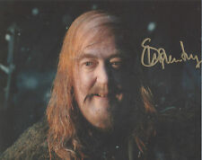 STEPHEN FRY Signed 10x8 Photo THE HOBBIT Master Of Laketown COA