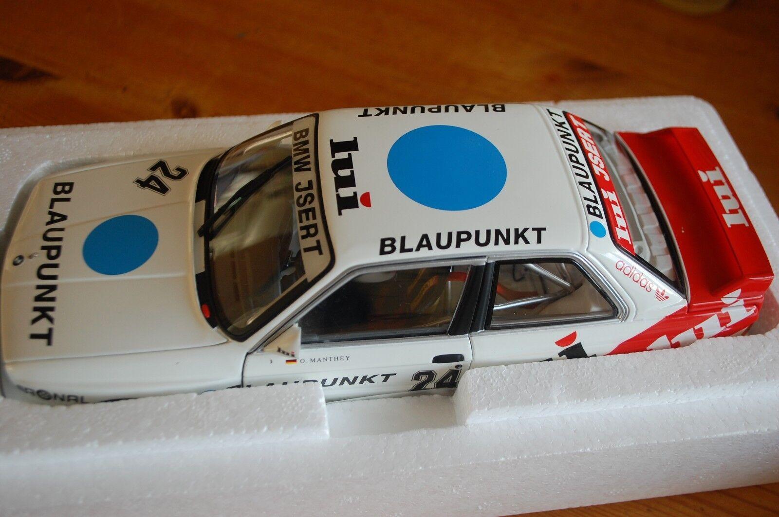 MINICHAMPS 1 18 BMW M3 LUI