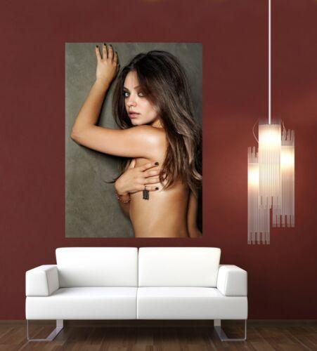 Mila Kunis Giant 1 Piece  Wall Art Poster C118