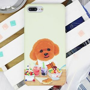 Toy-Poodle-Phone-Case-cover-for-iPhone-11-pro-max-X-Xs-7-Galaxy-S10-S9-Note-9-8