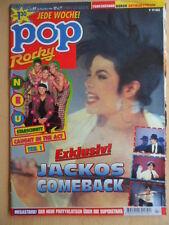 POP ROCKY 47 - 15.11. 1995 (2) Michael Jackson:Wetten dass? Schumacher Anderson