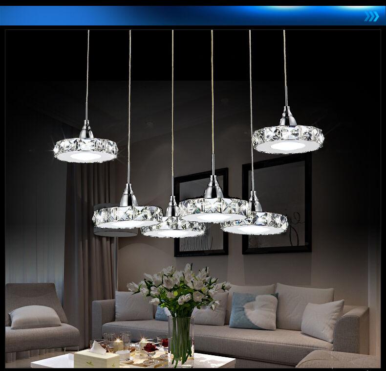 LED 6042-6 Pendelleuchte LNB Fernbedienung Lichtfarbe separat einstellbar A+