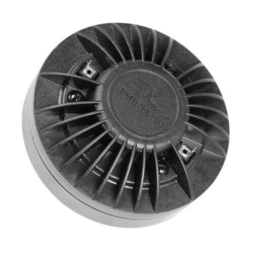 "Pair Eminence PSD:2013-8 1/"" Titanium Tweeter Compression Horn Driver 8Ohm 2Bolt"