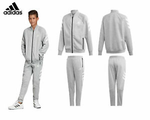 Adidas-Boys-Tracksuit-Bottoms-XFG-Kids-Tracksuits-Football-Top-Trouser-Training