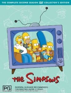 The-SIMPSONS-The-COMPLETE-Season-2-DVD-TV-SERIES-BRAND-NEW-3-DISCS-BOX-SET-R4