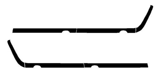 Kia Soul Flash Kit Graphic Decal 3M 2014-2017