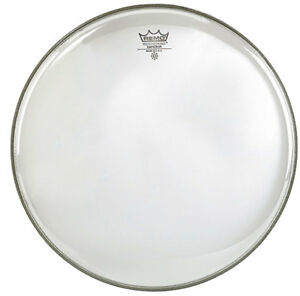 remo emperor 12 transparent tom fur drum head 757242148211 ebay. Black Bedroom Furniture Sets. Home Design Ideas