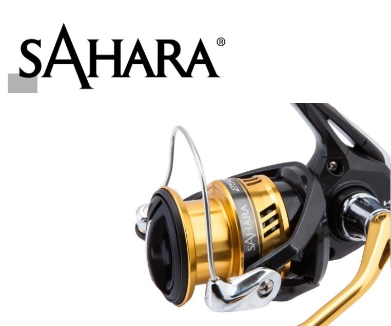 SHIMANO 17 SAHARA C2000S SPINNING REEL NEW IN CONDITION IN NEW BOX bdb701