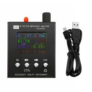New-N1201SA-137-5MHz-2-7GHZ-Antenna-Analyzer-Meter-Tester-Radio-UV-RF-Impedance