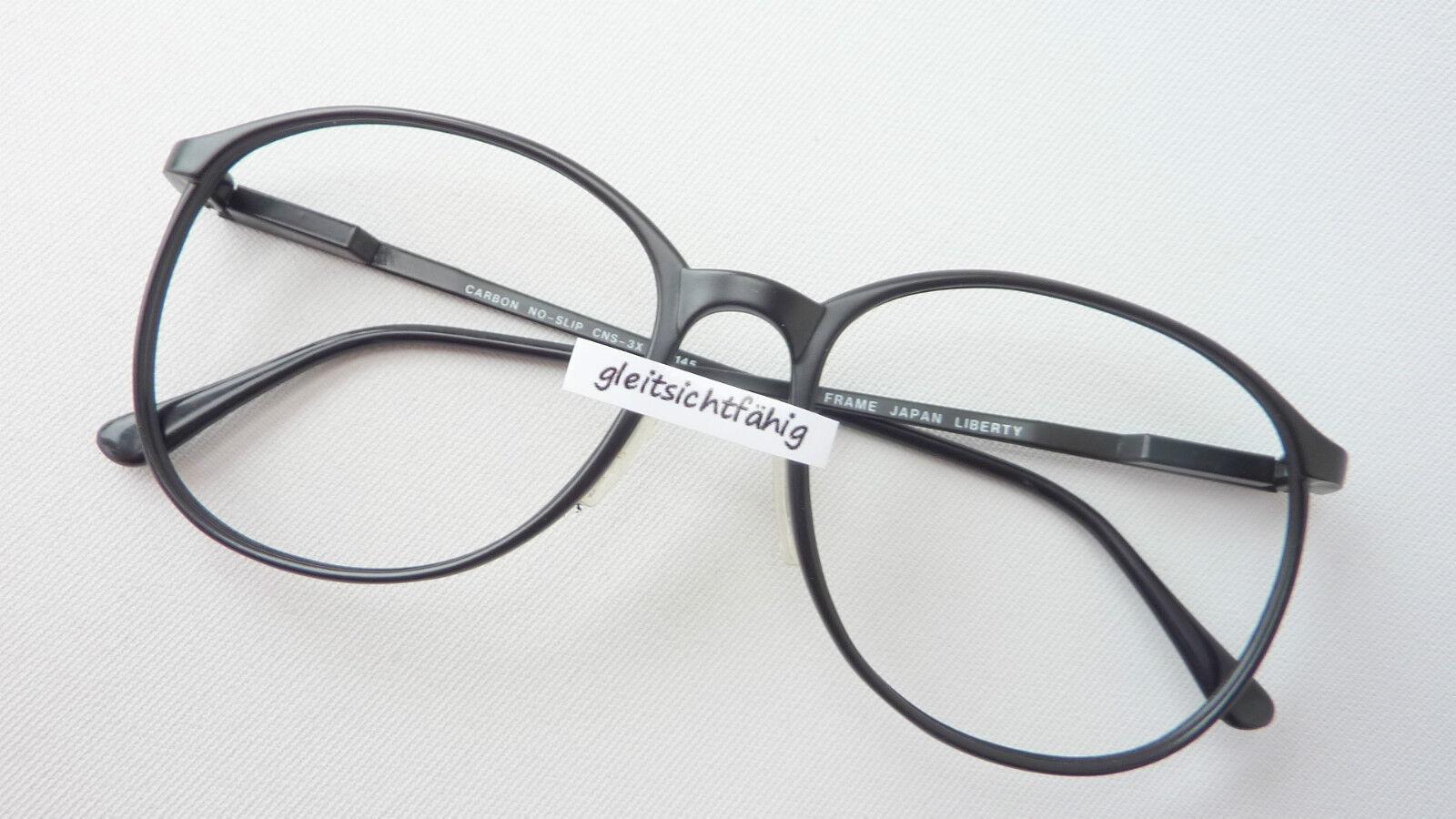 Carbon Brille für Männer Männer Männer mattschwarz Fassung Gestell Federbügel leicht Grösse L | Outlet  | Quality First  | Überlegene Qualität  ce41c2