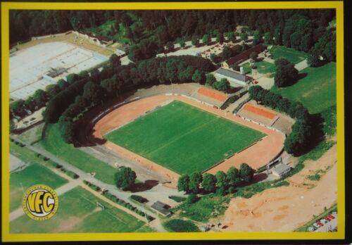 Stadionpostkarte Vogtlandstadion Plauen # BS 26