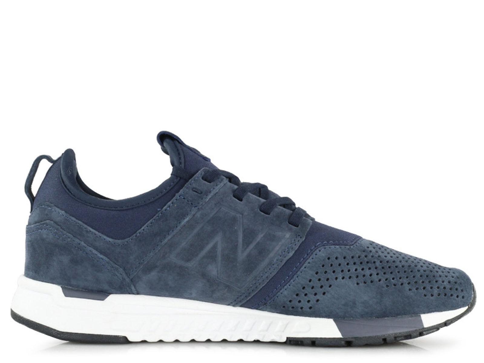 Men's Brand New New Balance Lifestyle Mode De Vie Athletic Sneakers [MRL247LN]