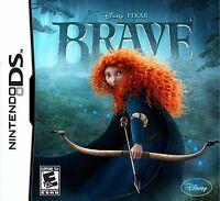 Brave (Nintendo DS, 2012) Video Games