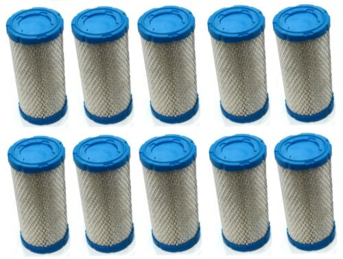 10 New AIR FILTERS CLEANERS Exmark Walker Zero Turn ZTR Lawn Mower Tractor