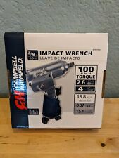 Campbell Hausfeld 38 Inch Air Impact Wrench