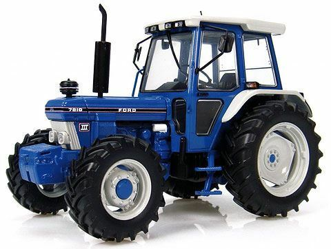 UNIVERSAL HOBBIES 1 32 SCALE FORD JUBILEE 7810 7810 7810 TRACTOR MODEL   BN   2865 4ef287