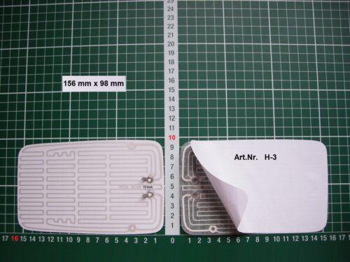 Rétroviseur Extérieur Miroir De Verre Ersatzglas DODGE RAM 2500 Gener 4 à partir de 2010 Li OD RE ASPH