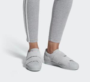 Adidas Superstar 80s - Grey Women's