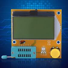 LCR T3 Mega328 Transistor Tester Diode Triode Capacitance ESR Meter MOS/PNP/NPN