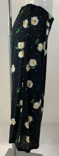 Ladies New Ex George Daisy Print Culottes Size 8 18 22 24