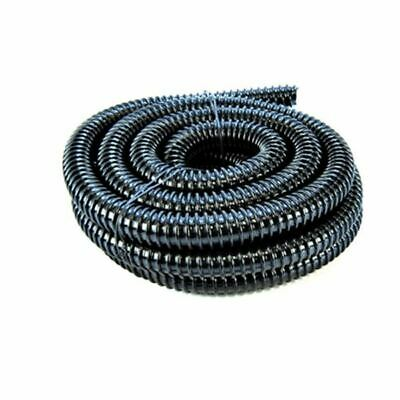 Braided Hose Touch Fastener 25-32mm Bunch Black Fabric Hose