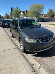2007 Saab 97x (with Safty inspection) 3500 if gone today.