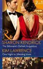 The Billionaire's Defiant Acquisition by Sharon Kendrick 9780263921083
