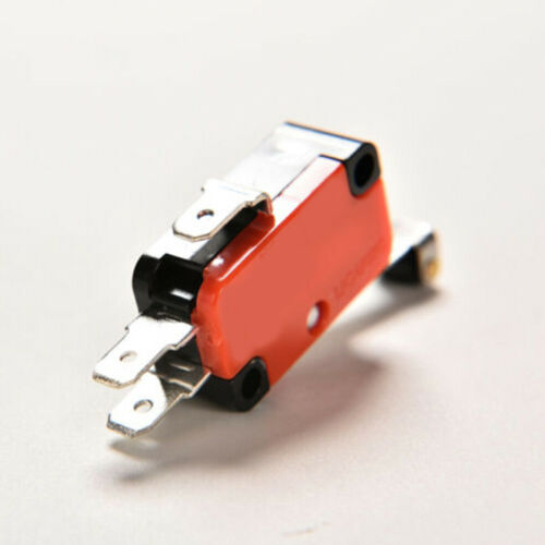 1 Pcs Micro Switch Spdt Hinge Roller Lever 15A V-156-1C25 HICA