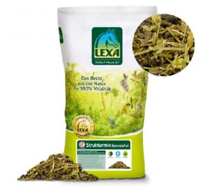 Lexa Strukturmix getreidefrei 15kg 1,61€//kg Müsli Getreideunverträglichkeit