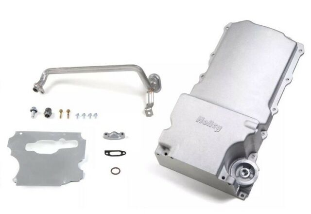 Holley 302-1 LS Engine Swap Oil Pan LS1 LSX Camaro Nova F-body 55-87 MAKE OFFER!